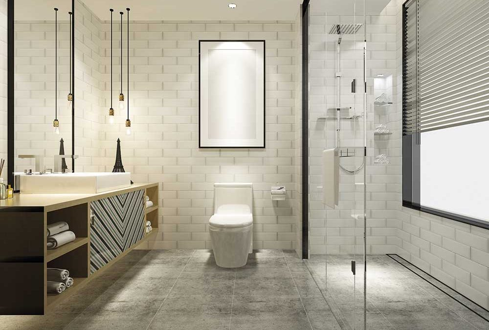The best cleaning product for bathrooms