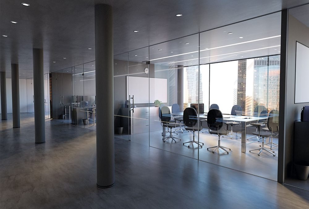 How to clean office and leave it spotless